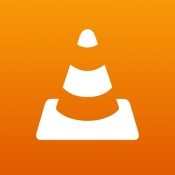 iPhone、iPadアプリ「VLC for Mobile」のアイコン