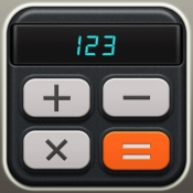 iPhone、iPadアプリ「計算機 Free - Beautiful Classic Calculators」のアイコン