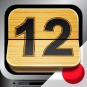 iPhone、iPadアプリ「おしゃべり時計」のアイコン