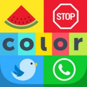 iPhone、iPadアプリ「Colormania - Guess the Colors」のアイコン