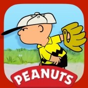 iPhone、iPadアプリ「Charlie Brown's All Stars! - Peanuts Read and Play」のアイコン
