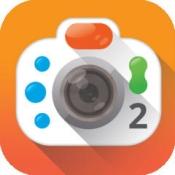 iPhone、iPadアプリ「カメラ2」のアイコン