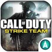 iPhone、iPadアプリ「Call of Duty®: Strike Team」のアイコン