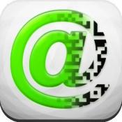 """iPhone、iPadアプリ「連絡先交換の神アプ""""CONNECT""""」のアイコン"""