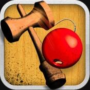iPhone、iPadアプリ「3D けん玉」のアイコン