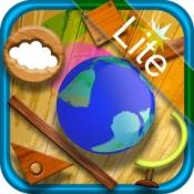 iPhone、iPadアプリ「コロコロ地球儀HD Lite ~秘密基地で遊ぼう~」のアイコン