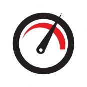 iPhone、iPadアプリ「Speedchecker Speed Test」のアイコン