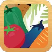 iPhone、iPadアプリ「野菜収穫」のアイコン