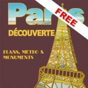 iPhone、iPadアプリ「パリの旅-地図、地下鉄、モニュメント - フリー」のアイコン