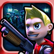 iPhone、iPadアプリ「Zombies After Me!」のアイコン
