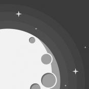 iPhone、iPadアプリ「MOON - Current Moon Phase」のアイコン