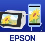 iPhone、iPadアプリ「EPSON カラリオme転送ツール」のアイコン