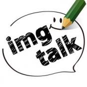 iPhone、iPadアプリ「imgトーク(イメージトーク)」のアイコン