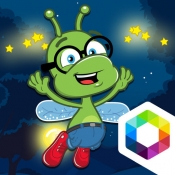 iPhone、iPadアプリ「Fit Brains for Kids (キッズ用 Fit Brains: Sparky(スパーキー)の冒険)」のアイコン