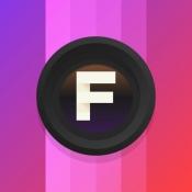iPhone、iPadアプリ「Font Candy画像 落書き: 写真加工 文字入れ」のアイコン