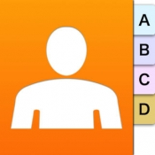 iPhone、iPadアプリ「UD電話帳 見やすく楽々使える連絡先App」のアイコン