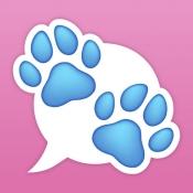 iPhone、iPadアプリ「おしゃべりペット Pro」のアイコン