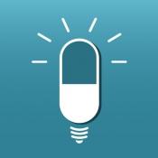 iPhone、iPadアプリ「お薬リマインダー・飲み忘れ防止アプリ」のアイコン