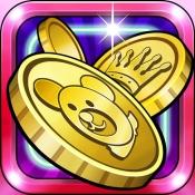 iPhone、iPadアプリ「究極!きらめきコイン!」のアイコン