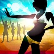 iPhone、iPadアプリ「GO DANCE」のアイコン