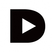 iPhone、iPadアプリ「DMM 動画プレイヤー」のアイコン