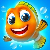 iPhone、iPadアプリ「フィッシュダム(Fishdom)」のアイコン