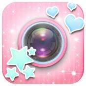 iPhone、iPadアプリ「ピックミー(Picme) -オシャレな無料の写真コラージュカメラ-」のアイコン
