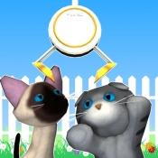 iPhone、iPadアプリ「へなネコキャッチャー」のアイコン
