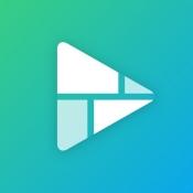 iPhone、iPadアプリ「RealTimes - ムービー自動作成」のアイコン