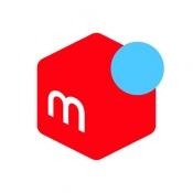 iPhone、iPadアプリ「メルカリ(メルペイ)-フリマアプリ&スマホ決済」のアイコン
