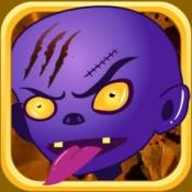 iPhone、iPadアプリ「A Zombie World War - 自由のためのゾンビゲーム」のアイコン
