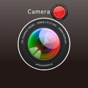iPhone、iPadアプリ「マナーカメラ+ [無音,スパイ]」のアイコン