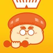 iPhone、iPadアプリ「イケメン育成ダイエット - ふとしの部屋」のアイコン