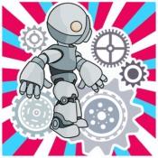 iPhone、iPadアプリ「Army of War Robots - Free Jump and Run Game, 戦争ロボットの軍隊 - 無料のジャンプとゲームを実行」のアイコン