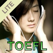 iPhone、iPadアプリ「TOEFL Listening Training Lite」のアイコン