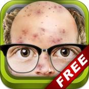 iPhone、iPadアプリ「Baldy ME! - 顔の効果 禿げと毛なし!」のアイコン
