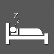 iPhone、iPadアプリ「SnoreClock - いびきをかきますか?」のアイコン