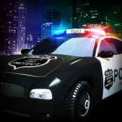 iPhone、iPadアプリ「緊急車両911コール - 救急車、消防·警察クレイジーレース - 無料版」のアイコン