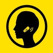 iPhone、iPadアプリ「歩く音声案内 京都」のアイコン