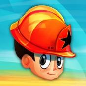 iPhone、iPadアプリ「消防士 (Fireman)」のアイコン