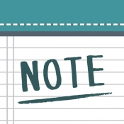 iPhone、iPadアプリ「手書きメモ帳 Touch Notes シンプルな手書きアプリ」のアイコン