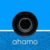 iPhone、iPadアプリ「ahamo」のアイコン