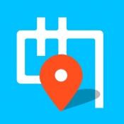 iPhone、iPadアプリ「舞台めぐり - アニメ聖地巡礼・コンテンツツーリズムアプリ」のアイコン