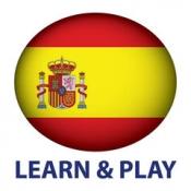 iPhone、iPadアプリ「学び、遊びます。スペイン語 +」のアイコン