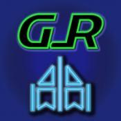 iPhone、iPadアプリ「GraviatorLite」のアイコン
