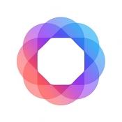 iPhone、iPadアプリ「HashPhotos」のアイコン