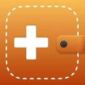 iPhone、iPadアプリ「家計簿 Dr.Wallet-人気の簡単家計簿(かけいぼ)」のアイコン
