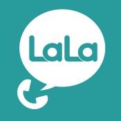 iPhone、iPadアプリ「LaLa Call~050通話アプリ」のアイコン