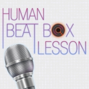 iPhone、iPadアプリ「Human Beat Box Lesson」のアイコン