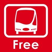 iPhone、iPadアプリ「無料巡回バス」のアイコン